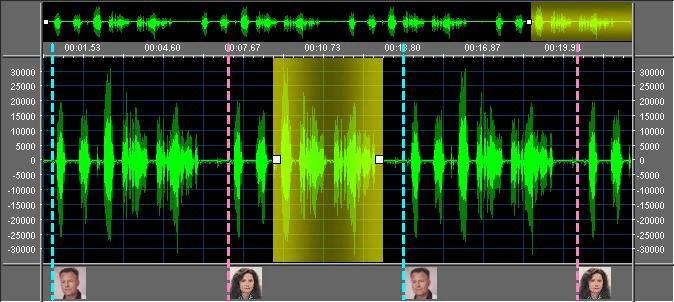 Screenshot of Audio Sound Suite API for .NET