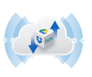 Screenshot of IPWorks Cloud Storage Delphi Edition