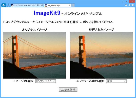 ImageKit9 ActiveX(日本語版) のスクリーンショット