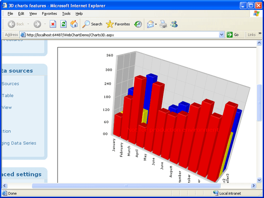 Screenshot of ExpertChart