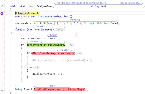 Screenshot of OzCode - Enterprise Edition