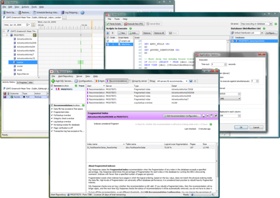 Screenshot of SQL Backup Bundle