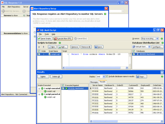 Screenshot von SQL DBA Bundle