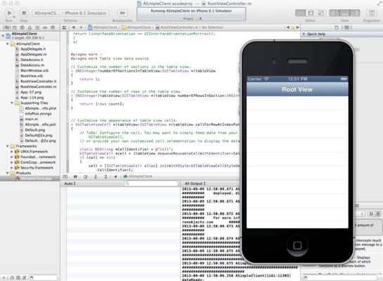 Captura de tela do RemObjects Suite Subscription for Cocoa