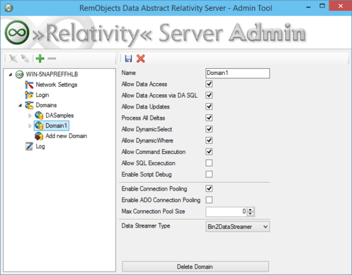 Screenshot of RemObjects Suite Subscription for Delphi