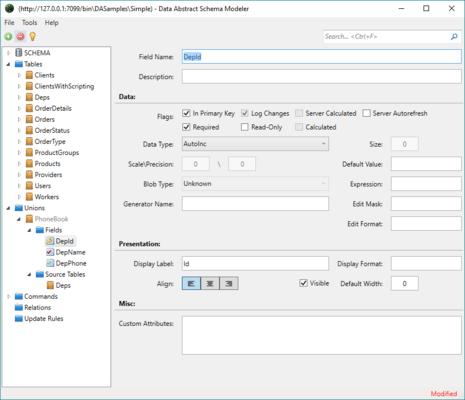Capture d'écran de RemObjects Suite Subscription for JavaScript