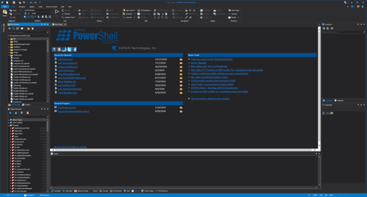 About PowerShell Studio