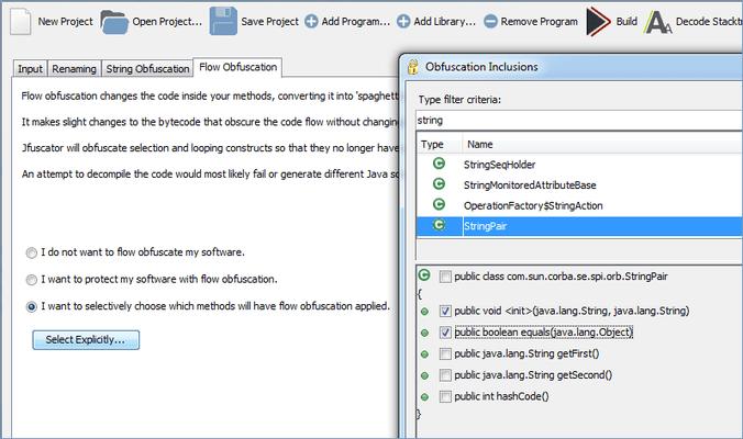Screenshot of Jfuscator