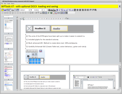Screenshot of WPTools Bundle Standard
