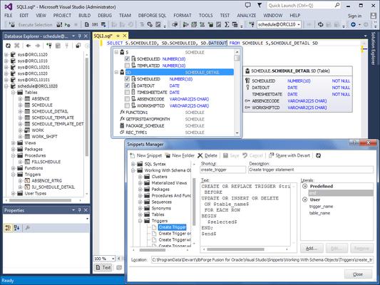 Intelligent PL/SQL Coding