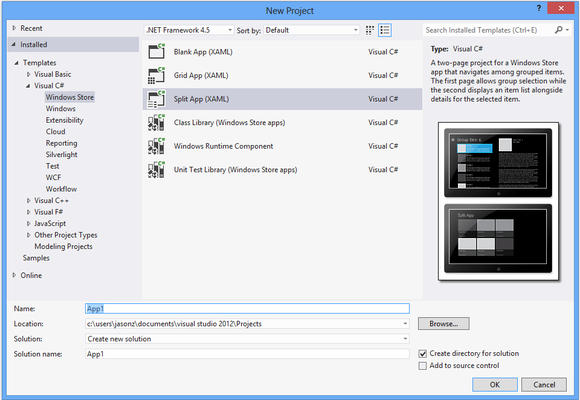 <strong>Develop for Windows 8.1.</strong><br /><br />