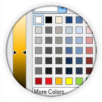 <strong>Advanced color picker UI Widgets.</strong><br /><br />