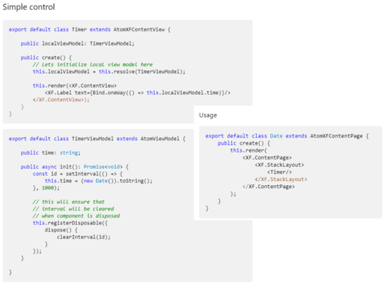 <strong>Create reusable custom components in JavaScript</strong><br /><br />