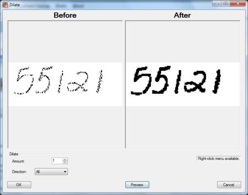 Screenshot of ImagXpress Professional ActiveX