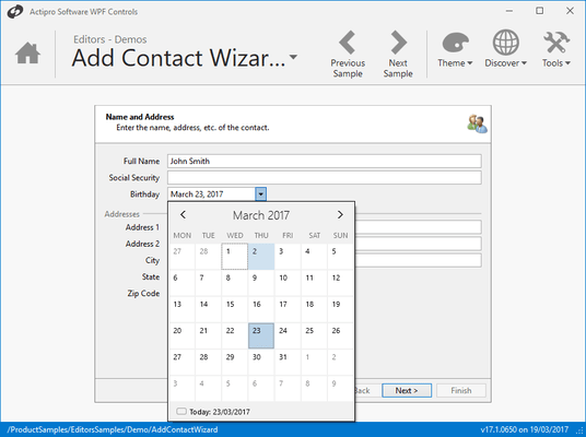 Actipro Editors for WPF