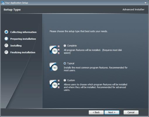 Advanced Installer Professional Graphite