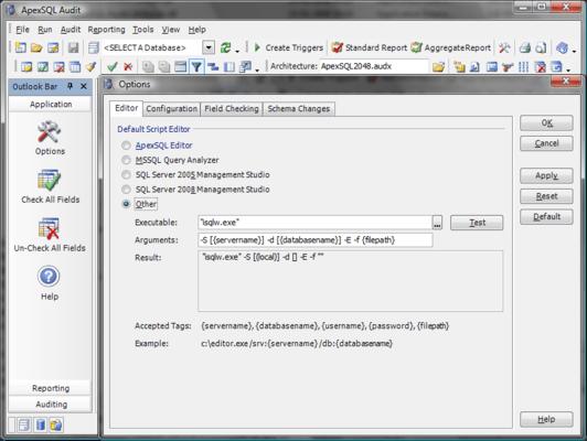 Audit SQL Server Databases