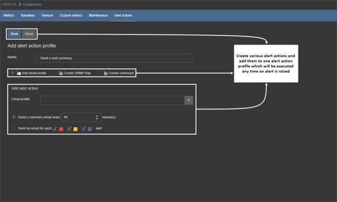 ApexSQL BI Monitor - Alerting and alert icons