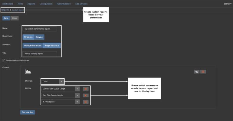 ApexSQL BI Monitor - Reporting