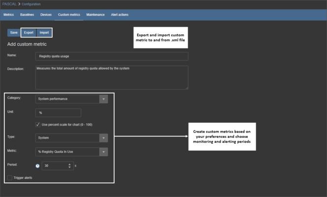 ApexSQL BI Monitor - Custom counters