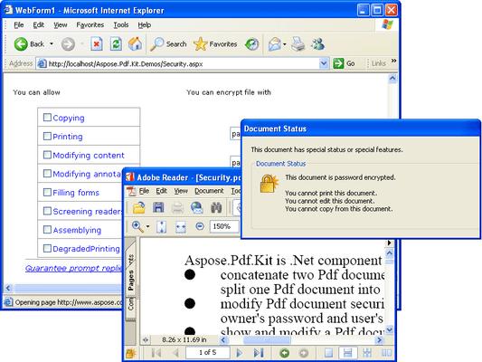 Aspose.pdf.kit For Java