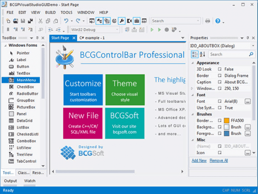 <strong>VS 2012 Light Theme</strong><br /><br />