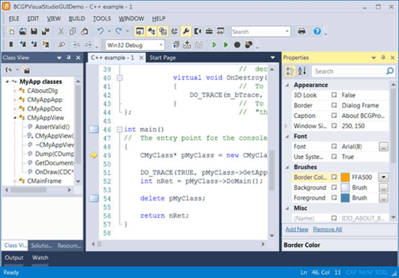 <strong>VS 2012 Blue Theme</strong><br /><br />