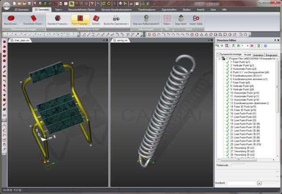 3D Modelling