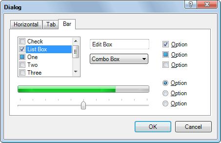 Windows Vista Style Theme