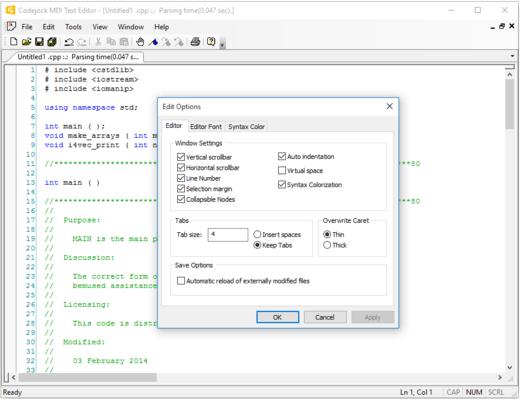 Syntax Editor