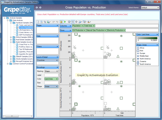 Screenshot of ActiveAnalysis