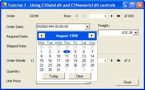 Numeric Data