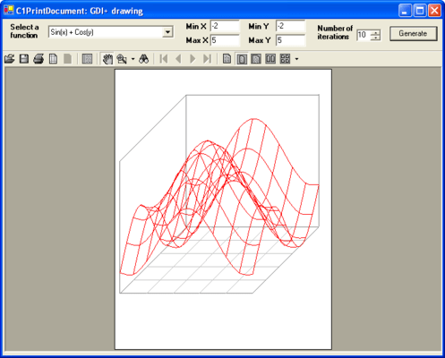 Arbitrary GDI+ Graphics