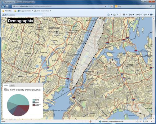 Demographix Map