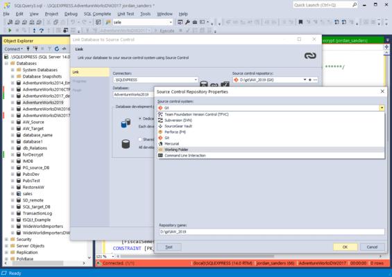 Working Folder