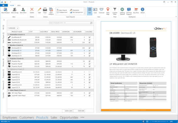 WinForms PDF Viewer