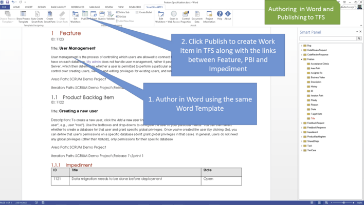 how to change author in word document