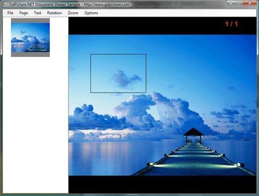 GdPicture.NET Document Imaging SDK Ultimate 스크린샷