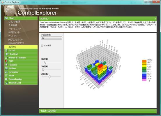 ComponentOne for Windows Forms