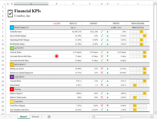 Financial KPI