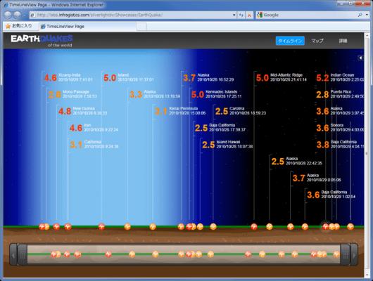 Screenshot of Infragistics Professional(日本語版)