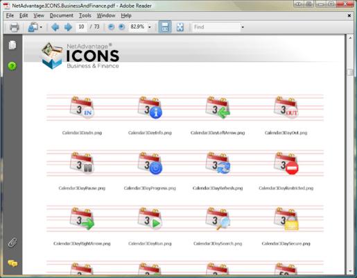 NetAdvantage ICONS