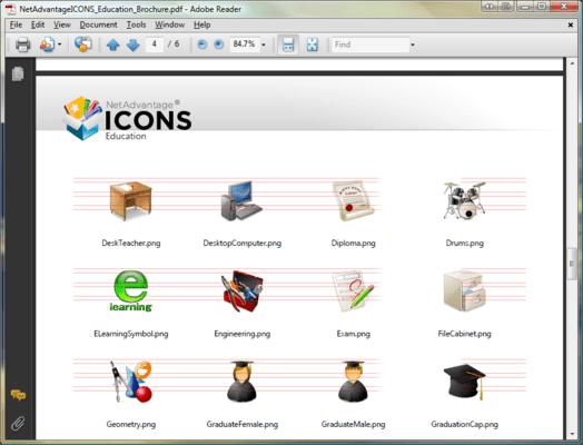 Icon Formats