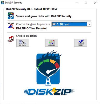 InstallAware DiskZIP Security
