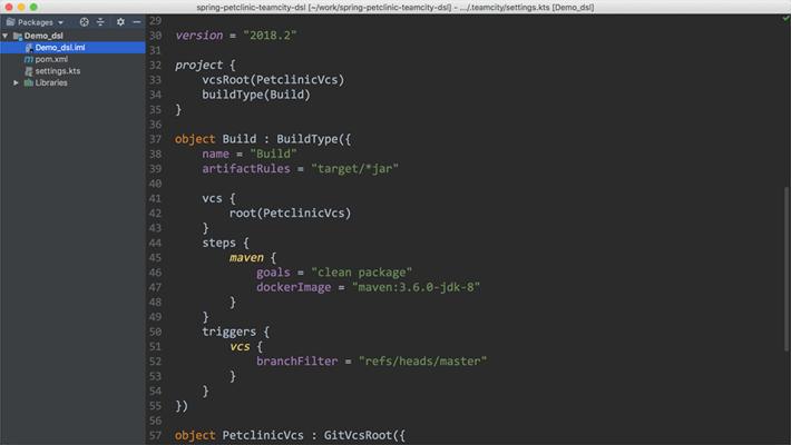 Configuration as code