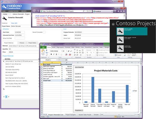 LightSwitch in Visual Studio