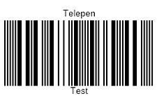 Telepen Barcode