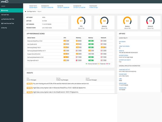Certifaya - bot test reports