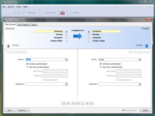 SQL Compare Pro