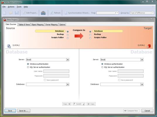 SQL Data Compare Pro